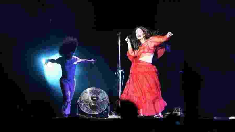 Popload Festival agita o feriado em São Paulo com show da cantora Lorde - Felipe Gabriel/UOL