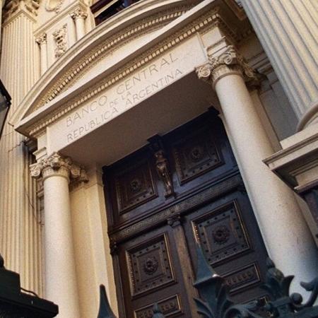 Banco Central da Argentina - Reprodução/Banco Central da Argentina