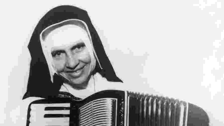 Irmã Dulce gostava de forró e tocava gaita - Divulgação/Arquivo OSID