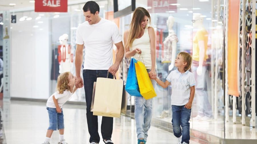 A família de comercial de margarina - Getty Images/iStockphoto