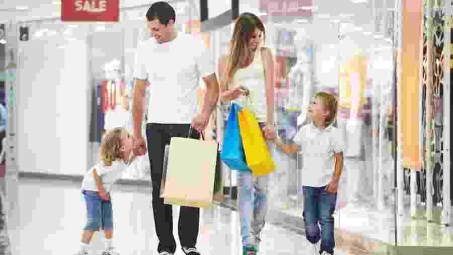 A família de comercial de margarina não é a única no mundo. Por que não pensar diferente?  - Getty Images/iStockphoto