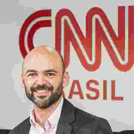 Ex-Record Givanildo Menezes assume escritório da CNN no Rio  - Spokesman