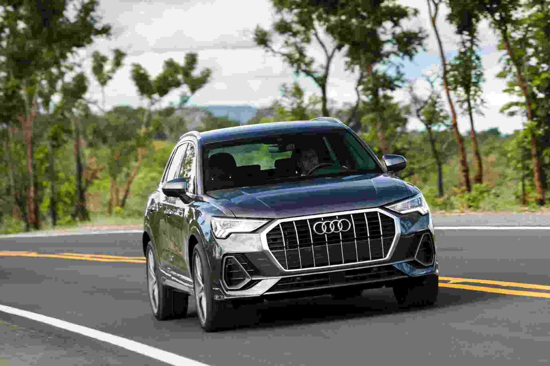 Audi Q3 2020 - Divulgação