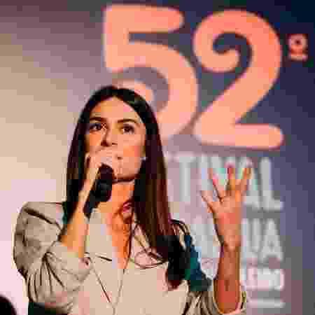 Thaila Ayala no Festival de Cinema de Brasília - Divulgação