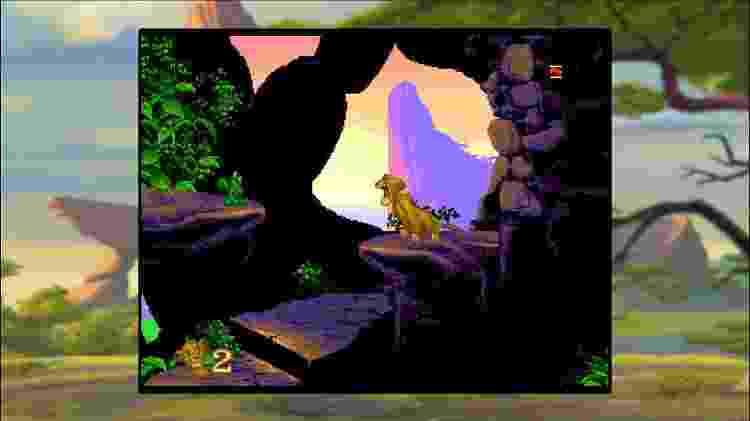 Simba Jogo 1 - Reprodução - Reprodução