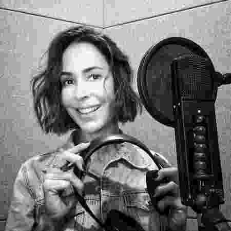 Juliana é a nova voz do metrô - Acervo Pessoal