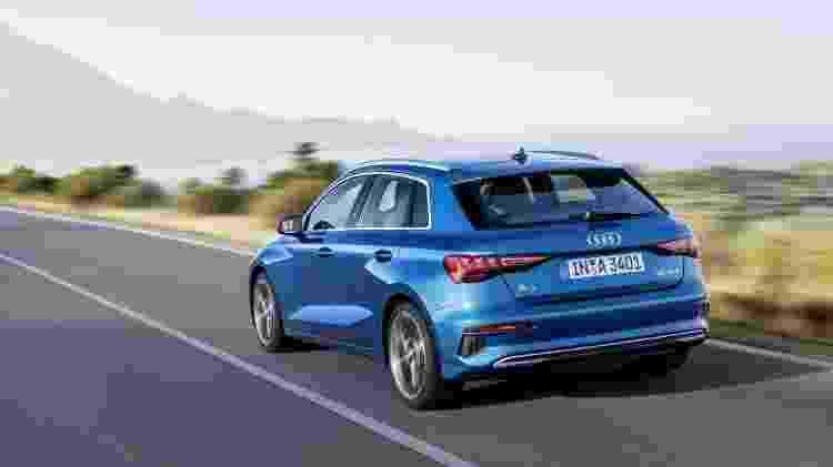 Novo Audi A3 1 - Divulgação - Divulgação