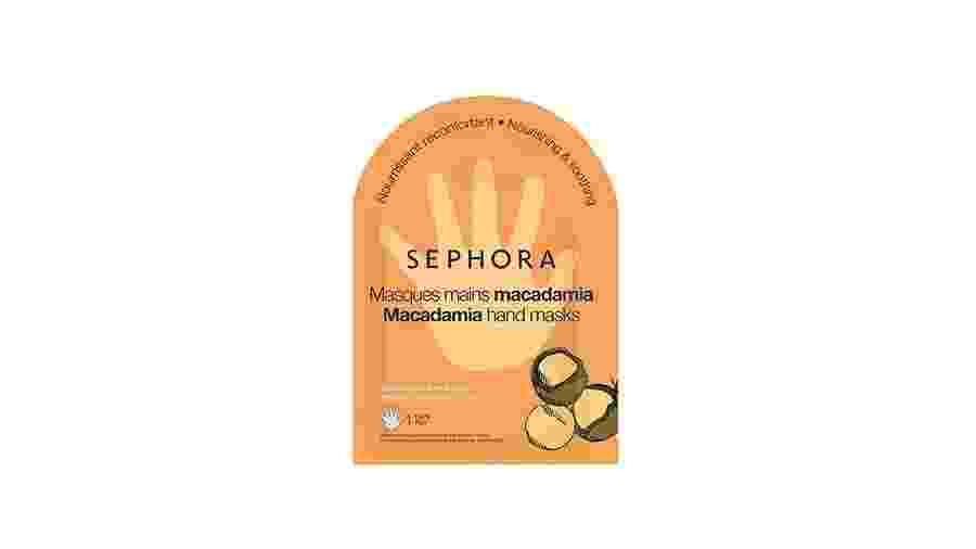 Máscara de mãos Sephora Collection - Divulgação