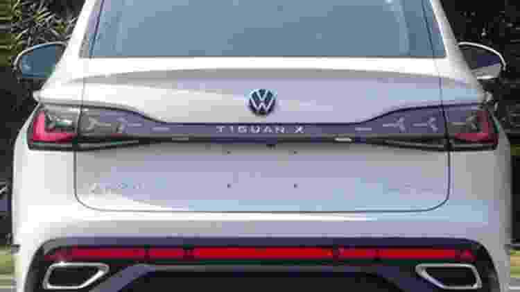 Tiguan X 3 - Reprodução - Reprodução