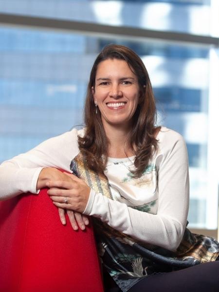 Luciana Paganato é vice-presidente de RH da Unilever no Brasil e liderou projeto de diversidade da empresa - Arquivo Pessoal