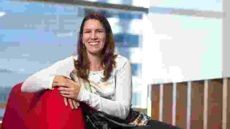 Luciana Paganato, vice-presidente de RH da Unilever no Brasil - Arquivo Pessoal - Arquivo Pessoal