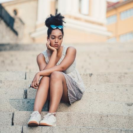 Low self-esteem sadness - iStock - iStock