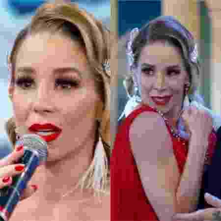 Danielle Winits retorna ao Dança dos Famosos - Reprodução / TV Globo