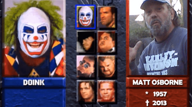 Doink The Clown - Reprodução/Start - Reprodução/Start