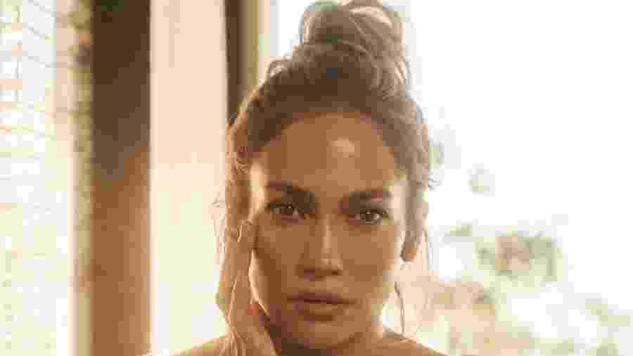 Famosos como Jennifer Lopes mergulharam no mundo do skincare - Reprodução/Instagram @jlobeauty
