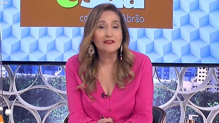 Sonia Abrão disse que Tim Maia xingou até sua mãe durante a ligação - Reprodução/RedeTV