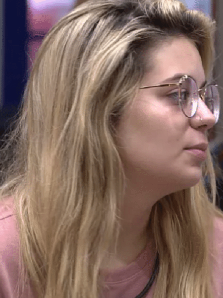 BBB 21: Viih Tube reclama de Thaís - Reprodução/Globoplay