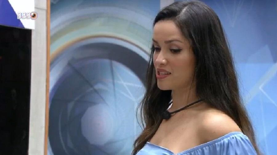 BBB 21: Juliette acusa de Gilberto agir com safadeza com ela - Reprodução/Globoplay