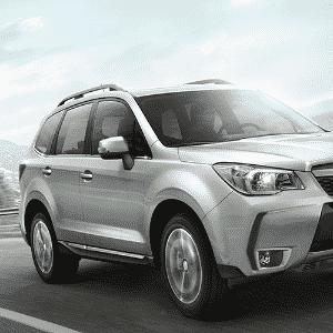 Subaru Forester 2016 - Divulgação