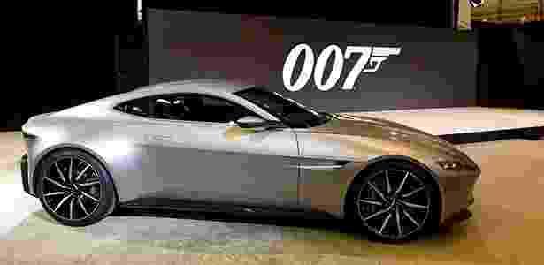 Aston Martin DB10 - Karwai Tang/WireImage/Getty Images - Karwai Tang/WireImage/Getty Images