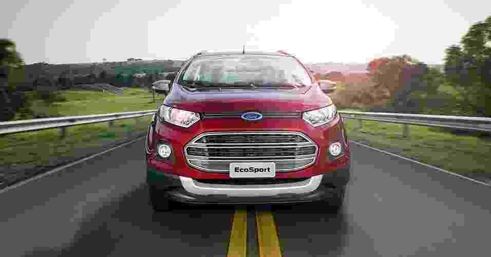 Ford EcoSport 1.6 Freestyle Powershift 2016 - Divulgação