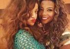 Ludmilla janta com Rihanna e elogia cantora - Reprodução/Facebook/Ludmilla