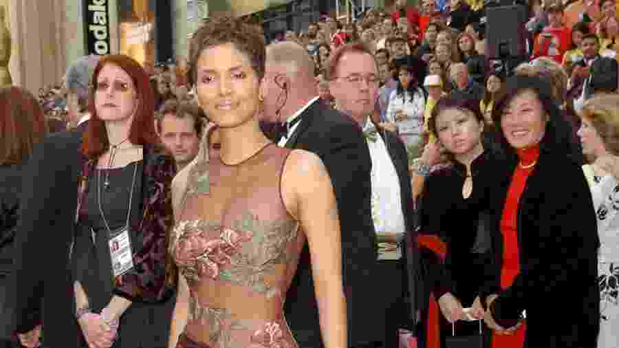 A atriz Halle Berry acusa o ex-namorado Gabriel Aubry de ter mantido relações incestuosas com um parente - Getty Images
