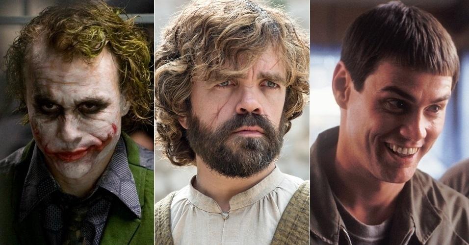 """Em """"Game of Thrones"""", Tyrion Lannister (Peter Dinklage) tinha a voz de Márcio Simões, dublador do Coringa em """"Batman: O Cavaleiro das Trevas"""". Na sexta temporada, passou a ser dublado por Tatá Guarnieri, voz de Jim Carrey em filmes como """"Débi e Lóide"""", """"O Show de Truman"""" e """"Brilho Eterno de uma Mente sem Lembranças"""""""
