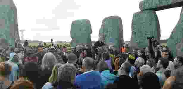 Stonehenge Stone Circle/Creative Commons