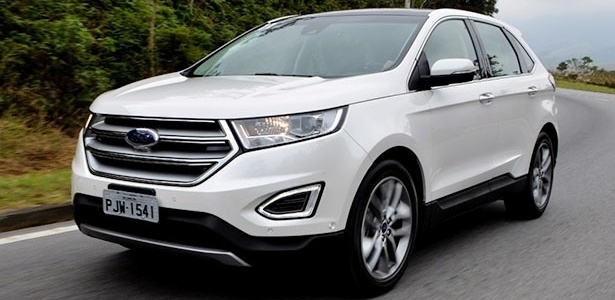 Novo Ford Edge Vai Ao Limite Da Tecnologia E Do Preco Assista  Uol Carros