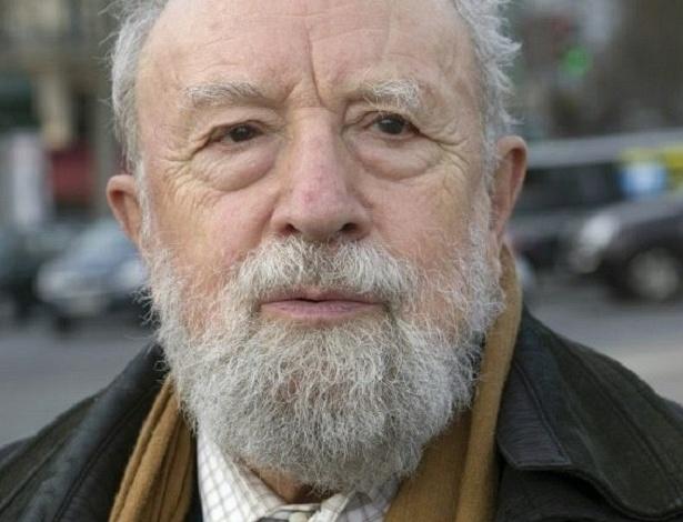 O escritor francês Michel Butor, um dos fundadores do movimento Nouveau Roman - UPI/AFP/Arquivo