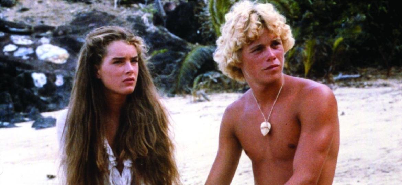 """Brooke Shields e Christopher Atkins, o casal de """"A Lagoa Azul"""" - Divulgação"""
