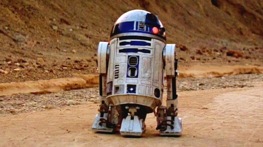 Robô é inspirado no R2-D2, de Star Wars - Reprodução