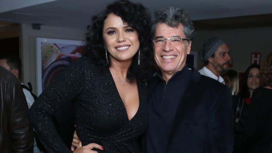 Paulo Betty e Dadá Coelho - Roberto Filho/Brazil News