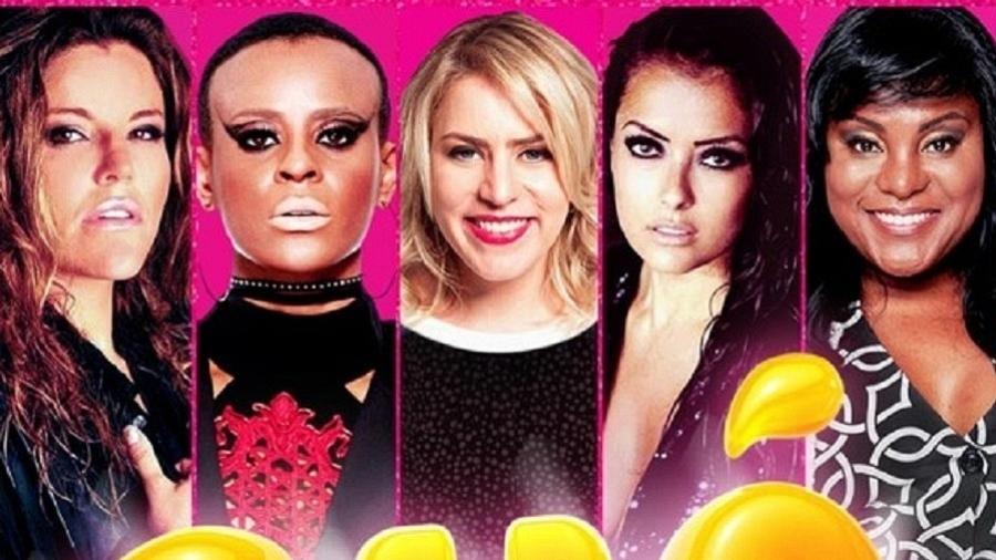 O grupo feminino Rouge, que anunciou a volta aos palcos - Reprodução/Facebook