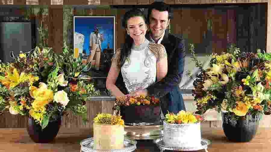 cd71ca84a9e56 Milena Toscano perde 14kg para casamento e admite