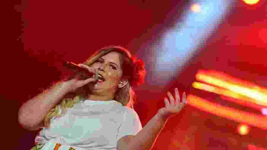"""Marília Mendonça é a cantora do sucesso """"Como Faz com Ela"""" - André Muzell/Brazil News"""