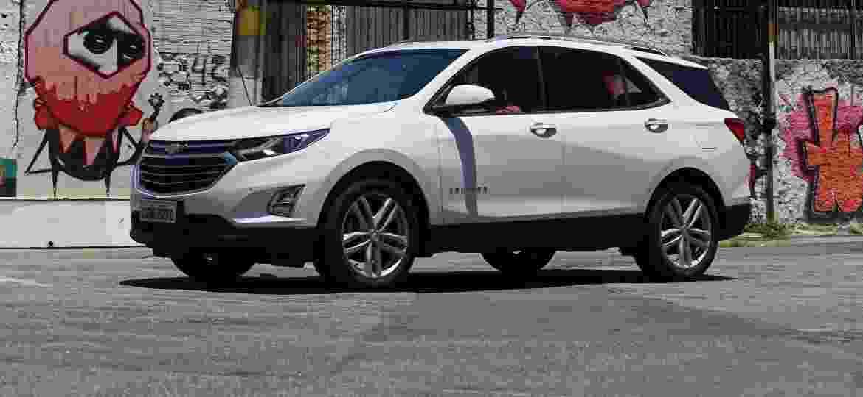 SUV vem do México em duas versões e com motor 2.0 de 262 cv - Murilo Góes/UOL