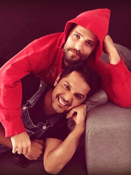 Renner Souza e Bruno Gagliasso - Reprodução/Instagram