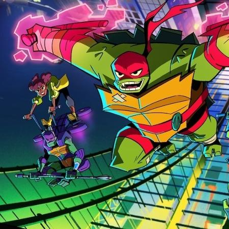 Nova animação das Tartarugas Ninja - Divulgação