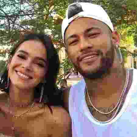Bruna Marquezine e Neymar - Reprodução/Instagram/tiagogarcia77
