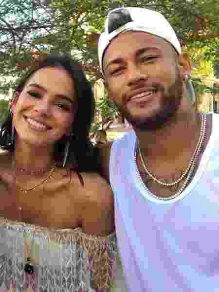 Bruna Marquezine e Neymar - Reprodução/Instagram/tiagogarcia77 - Reprodução/Instagram/tiagogarcia77
