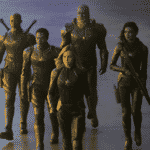Imagens inéditas mostram um pouco de Capitã Marvel - Reprodução/Entertainment Weekly