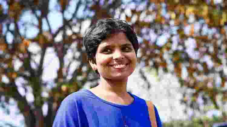 Shankar, marido de Kausalya, foi morto em 2016 por casar com ela - Nathan G. - Nathan G.