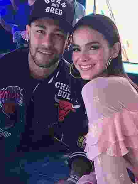 Bruna Marquezine e Neymar são ex-namorados - Reprodução/Instagram