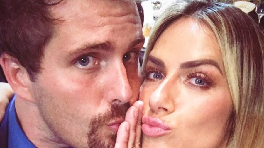 Thiago Gagliasso e Giovanna Ewbank trocaram mensagens carinhosas nas redes sociais no dia do aniversário da atriz - Reprodução/Instagram/@thiagogagliasso