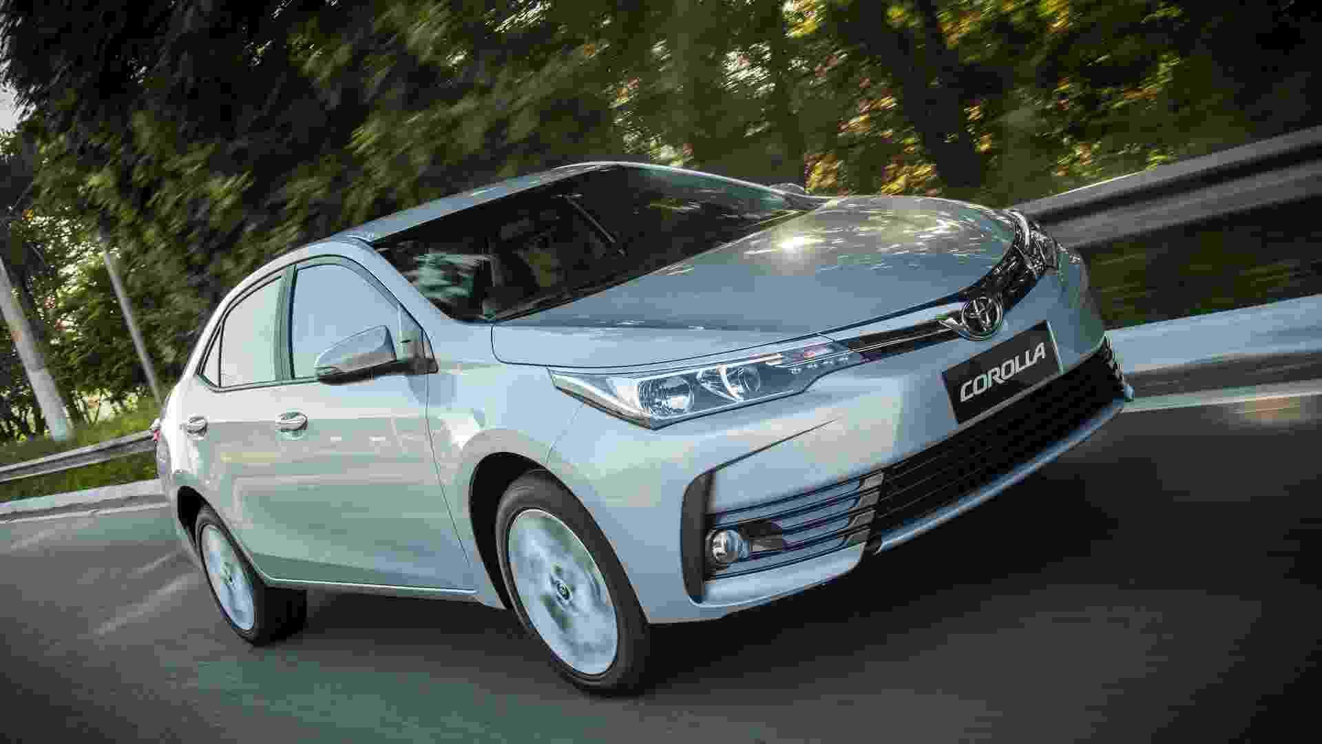 Toyota Corolla 2018 - Divulgação