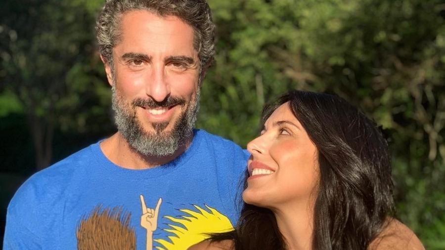 Marcos Mion e Suzana Gullo - Reprodução/Instagram