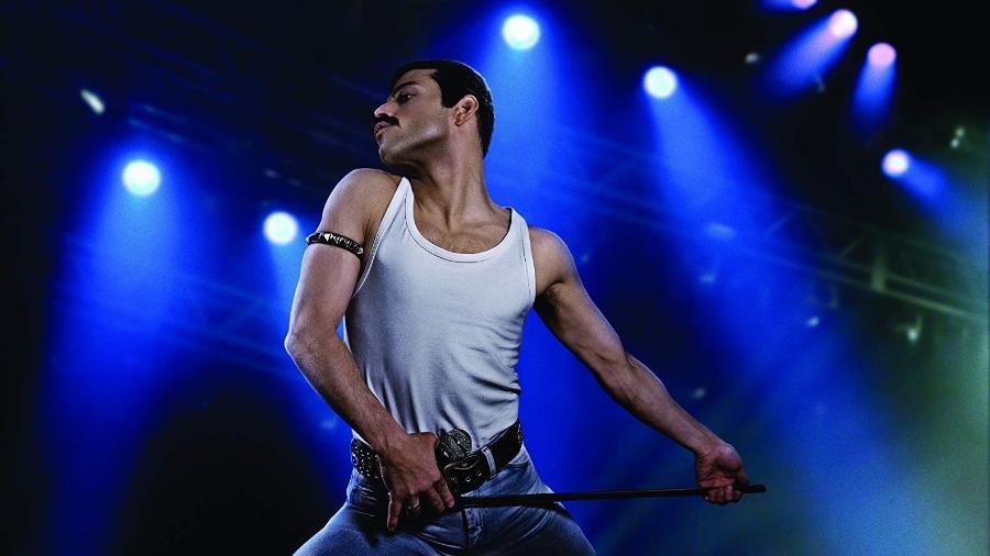 """Rami Malek em """"Bohemian Rhapsody"""" (2018) - Divulgação"""