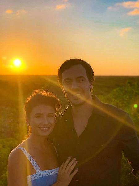 Paula Fernandes se despede de férias ao lado de namorado - Reprodução/Instagram